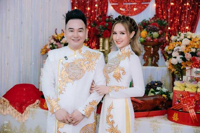 """Ảnh bếp núc hậu đám cưới của vợ hot girl """"streamer giàu nhất Việt Nam"""""""