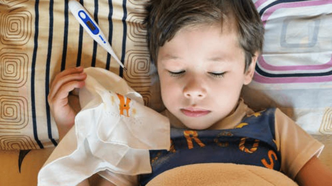 Cara Mengatasi Anak Demam Tinggi di Malam Hari