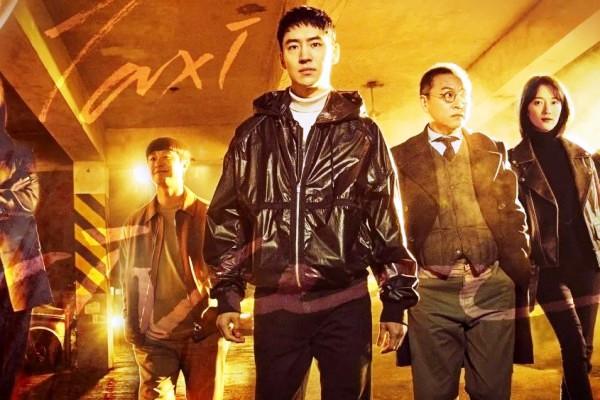 Daftar Nama dan biodata Pemain Taxi Driver Drama Korea 2021 Lengkap