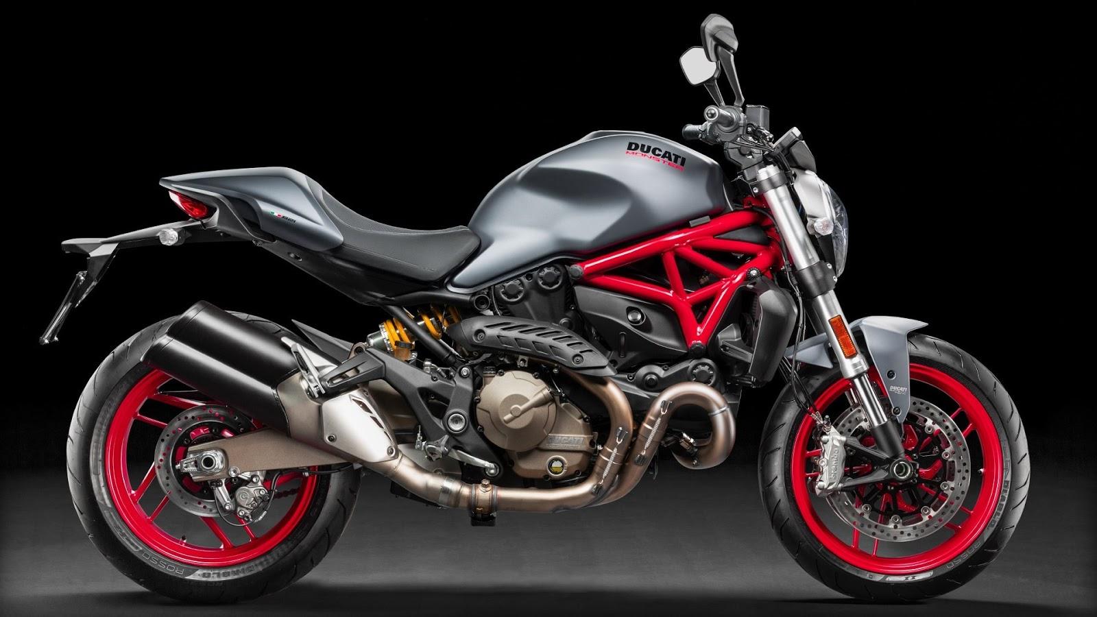 Ducati Monster 821 Review Elitecar
