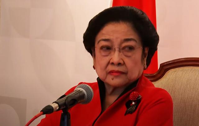 Megawati Ingatkan Kader Jangan Jual Aset Partai, Netizen: Jual Aset Negara Boleh