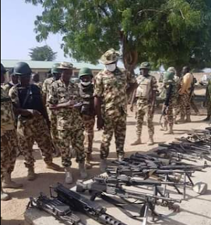 Soldiers Dislodges Boko Haram