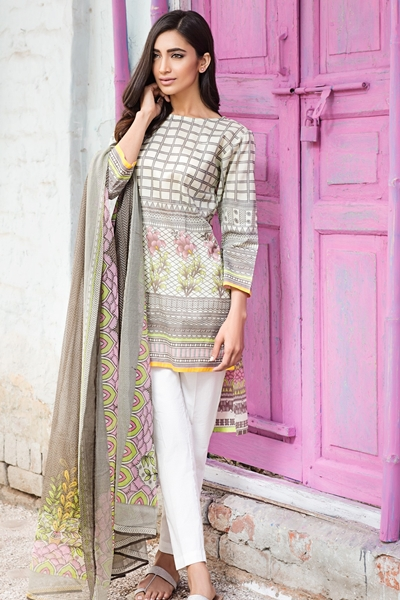 Khaadi Lawn Vol 1 2017 With Price