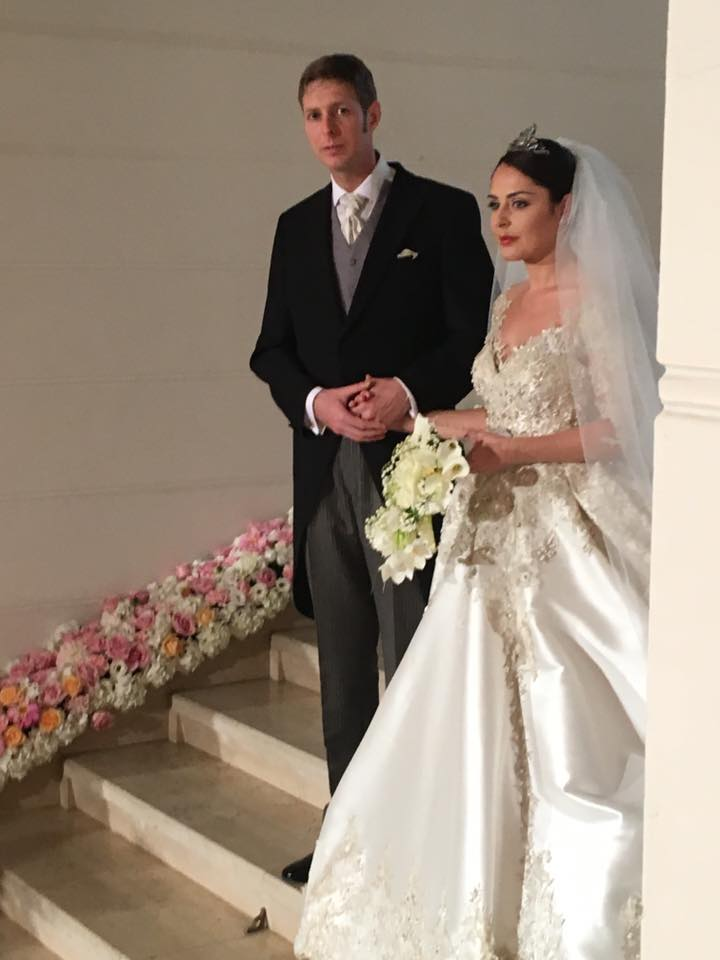 The Wedding Of Prince Leka And Princess Elia Albania