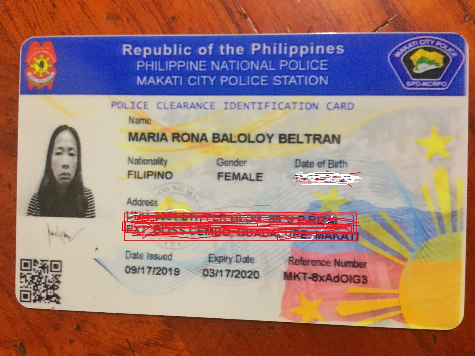 HOW TO GET POLICE CLEARANCE IN MAKATI