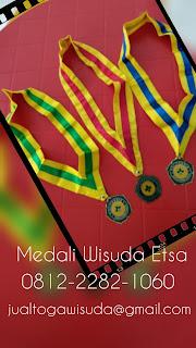 bikin medali wisuda di mataram