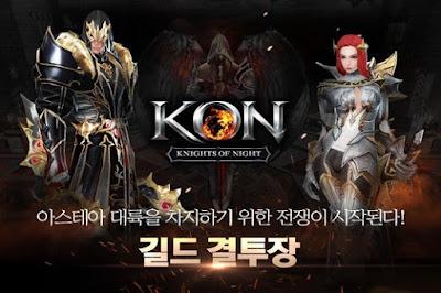 Knight of Night KON (?) v1.49.009 MOD APK Terbaru 2016