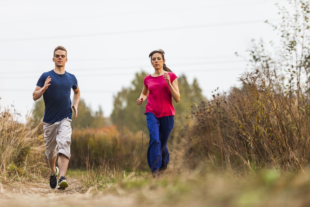 Schudnąć żeby biegać szybciej