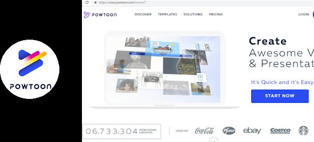 desain powerpoint dengan powtoon
