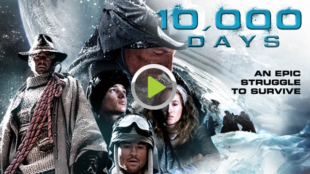 10,000 Days (2014) Hindi Dubbed Movie 720p BluRay Download