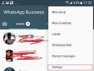 Cara Menyembunyikan Last Seen (Jam Online) di Profil WhatsApp