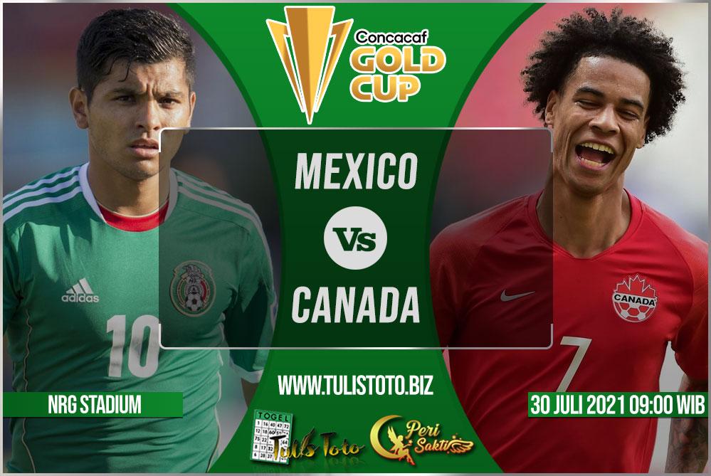 Prediksi Mexico vs Canada 30 Juli 2021