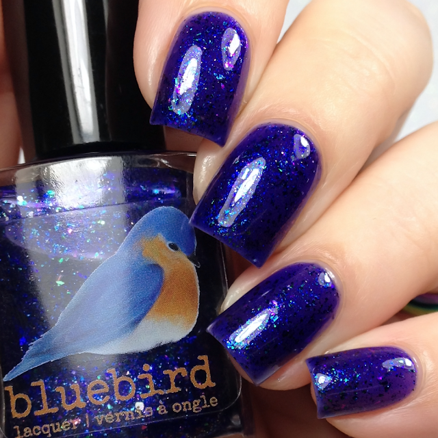 Bluebird Lacquer-I'm Not Having Any Funhouse