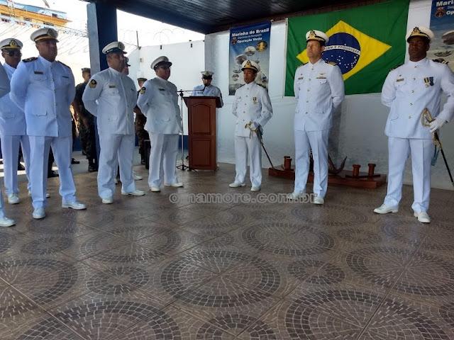 Agência Fluvial de Guajará-Mirim troca de comando