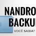 Você Sabia?: Nandroid Backup