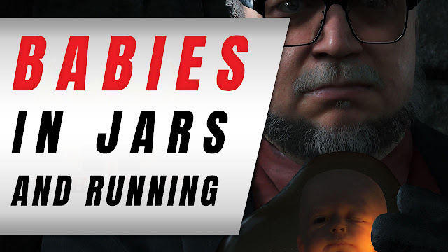 Death Stranding • Running, Babies in Jars and more Running! • Gameplay Quick Review