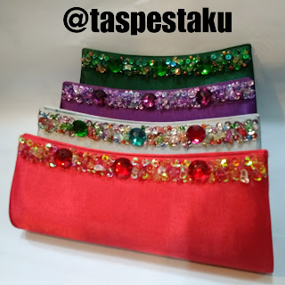 Tas Pesta Clutch Bag Cantik