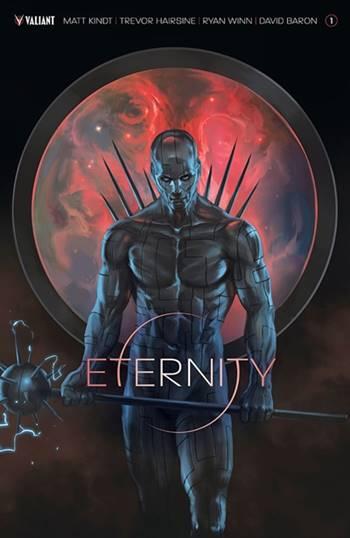 Eternity cómic Valiant