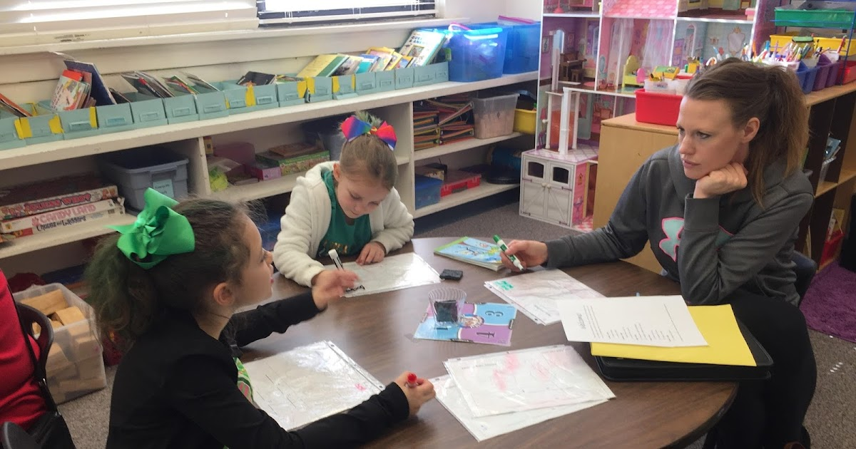 The Goodrich Way: Kindergarten Student-Led Conferences
