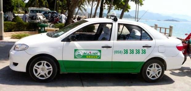 Taxi ở Nha Trang