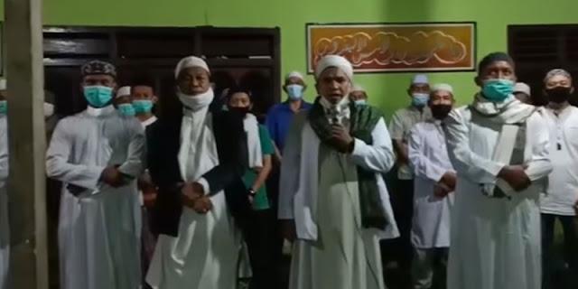 Front Persatuan Islam Deklarasi Di Lampung, Komando Tetap Di Bawah Habib Rizieq