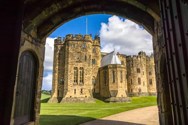 20 tourist attractions Harry Potter fans should definitely visit