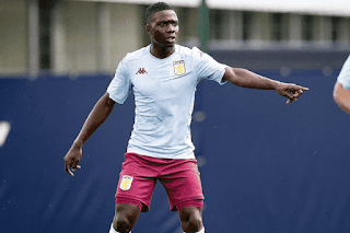 Nakamba Aston Villa Football News