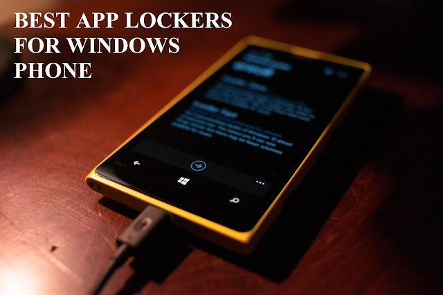 Best App Locker for Windows Phone