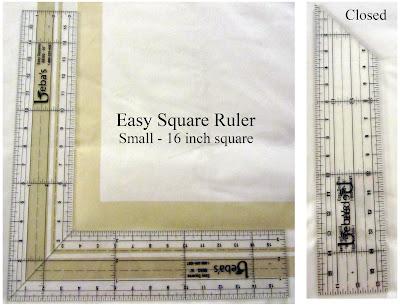 Easy Square Ruler