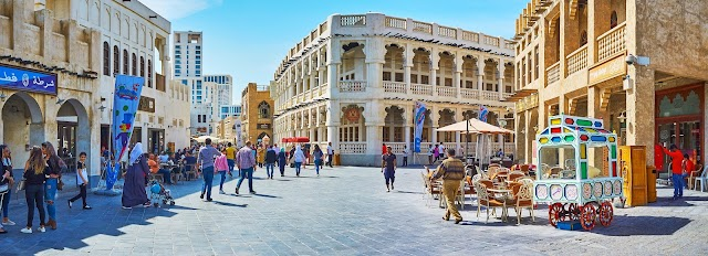 6 places in Qatar that will take you back in time