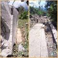 Tembok Penahan Desa Ladeh Kec Depati Tujuh Dinilai Gagal Konstruksi.