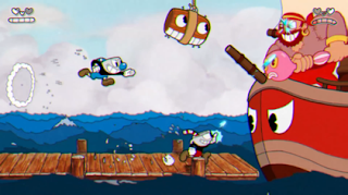 CUPHEAD pc game wallpapers|screenshots|images