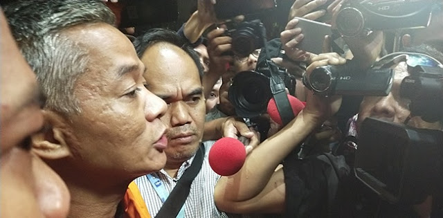 KPK Tawarkan Wahyu Setiawan Jadi Whistle Blower Kalau JC Ditolak