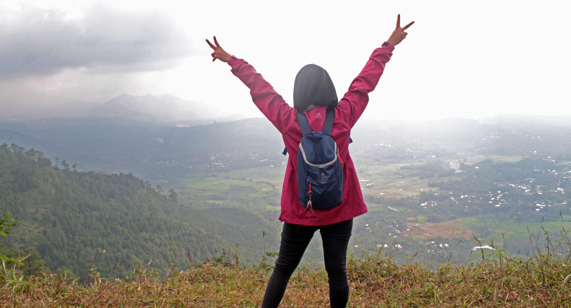 Bukit di Karangjambu