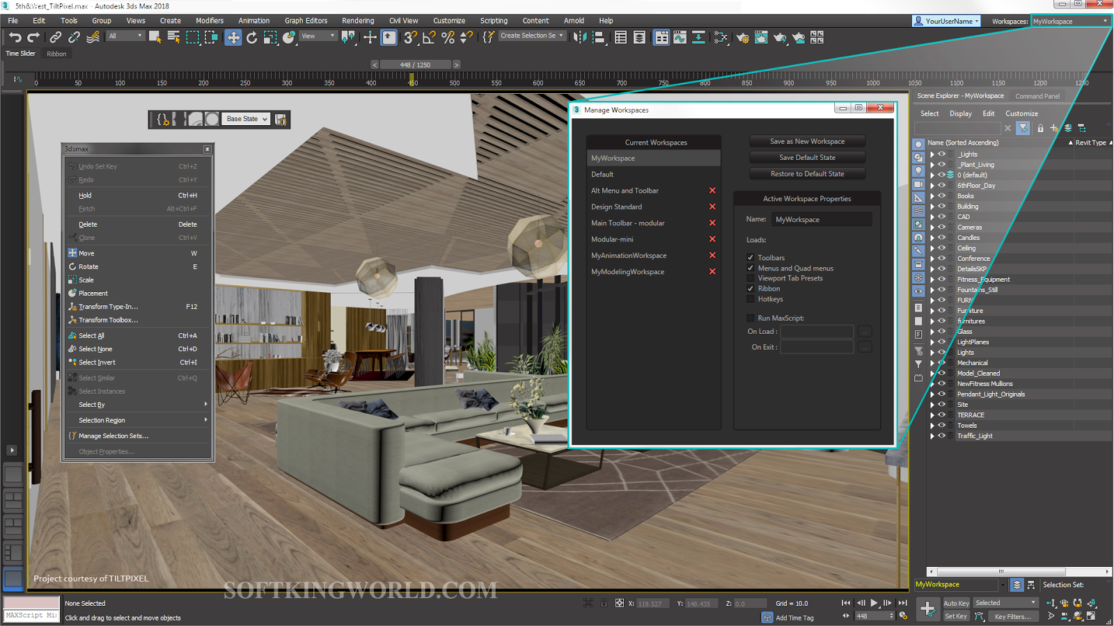 Autodesk 3ds Max 2018 Latest Version Download Softkin