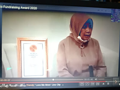 Gus Sholeh Indonesia Fundraising Awards 2020