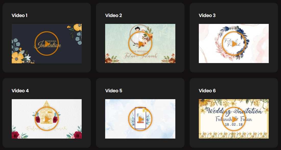Cara Membuat Video Animasi Undangan Pernikahan Dari Power Point