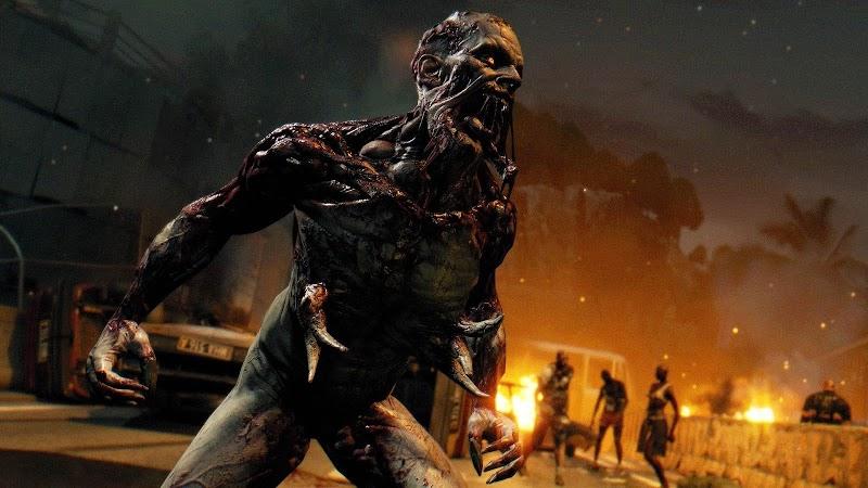 Game Zombie Laptop menengah