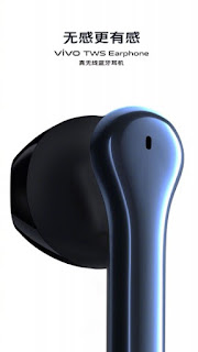 Vivo TWS wireless Buds
