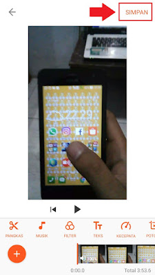 kompres video tanpa mengurangi kualitas di android