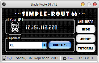 UPDATE SIMPLE ROUTE 66 ANTI DC v1.3.2 bug fixed