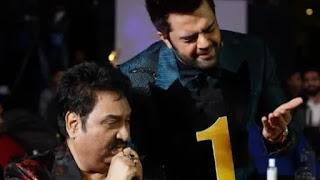 Kumar sanu and manish paul recreate song ae kash ke hum