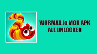 Download Wormax.io MOD APK ALL Features Unlocked