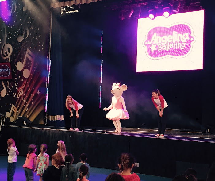 10 things to do at Butlin's Skegness when it's raining - Angelina Ballerina dance class