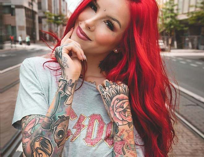 Tatuajes Neotradicionales