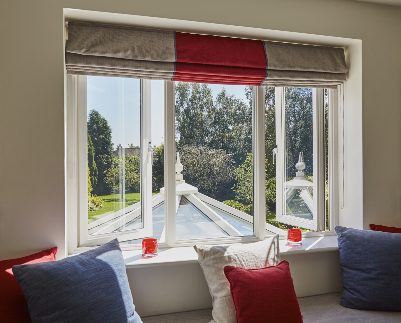 , Design & Inspiration:  A  Work From Home Space with a View
