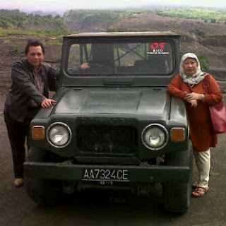 wisata lava tour