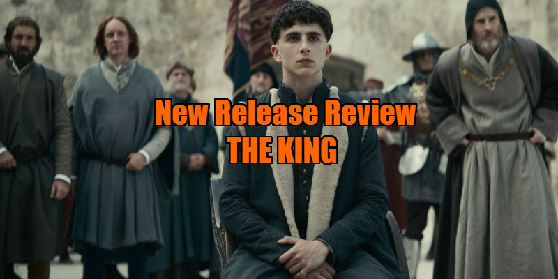 the king review