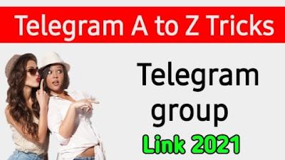 Telegram group