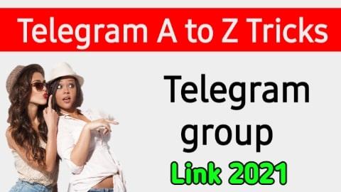 Telegram में Font स्टाइलिश चेंज कैसे करें ।। Telegram group link kaise milega in hindi